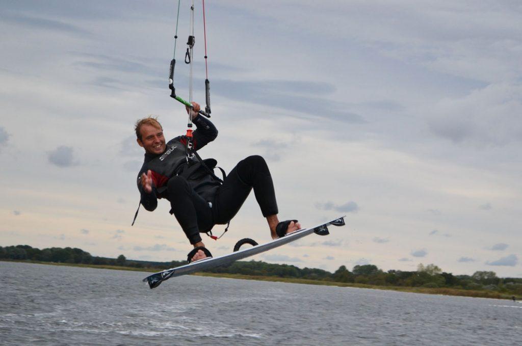 Dominik Fedorek - kitesurfing