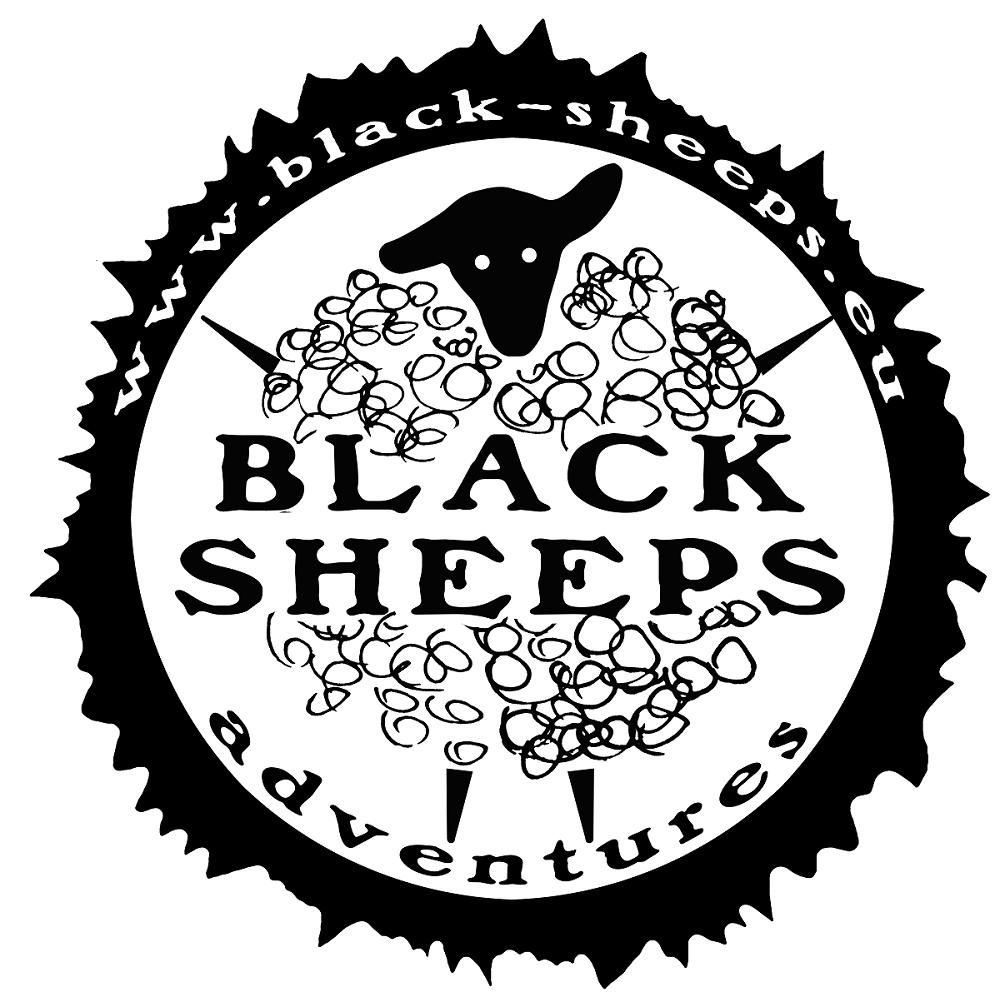logo black sheeps