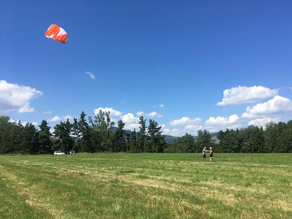 landkiting kurz Spišská bela