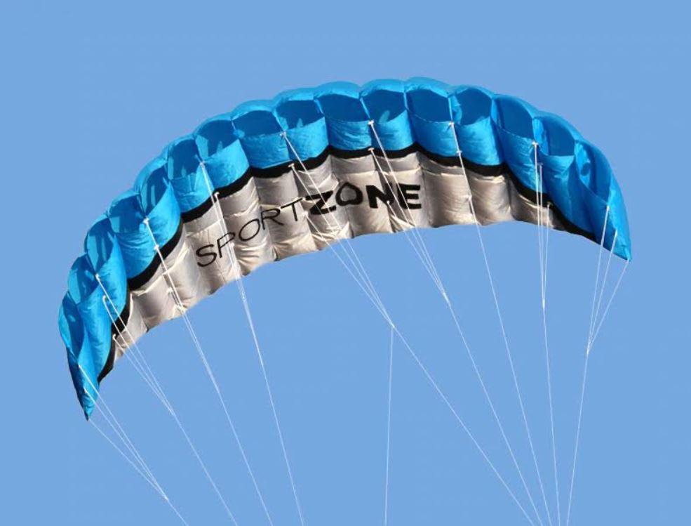 Cvičný drak modrý