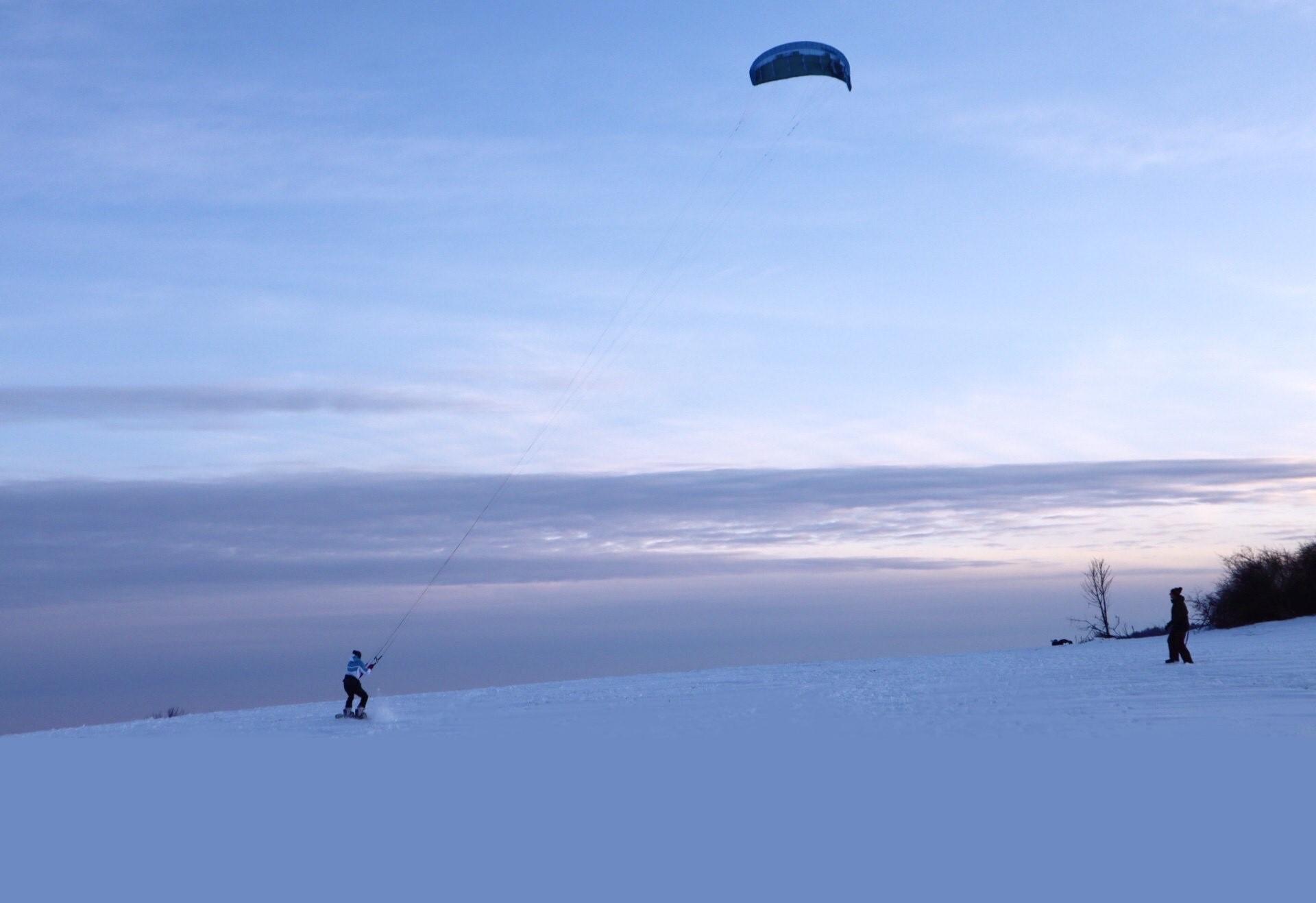recenzia snowkiting silvia