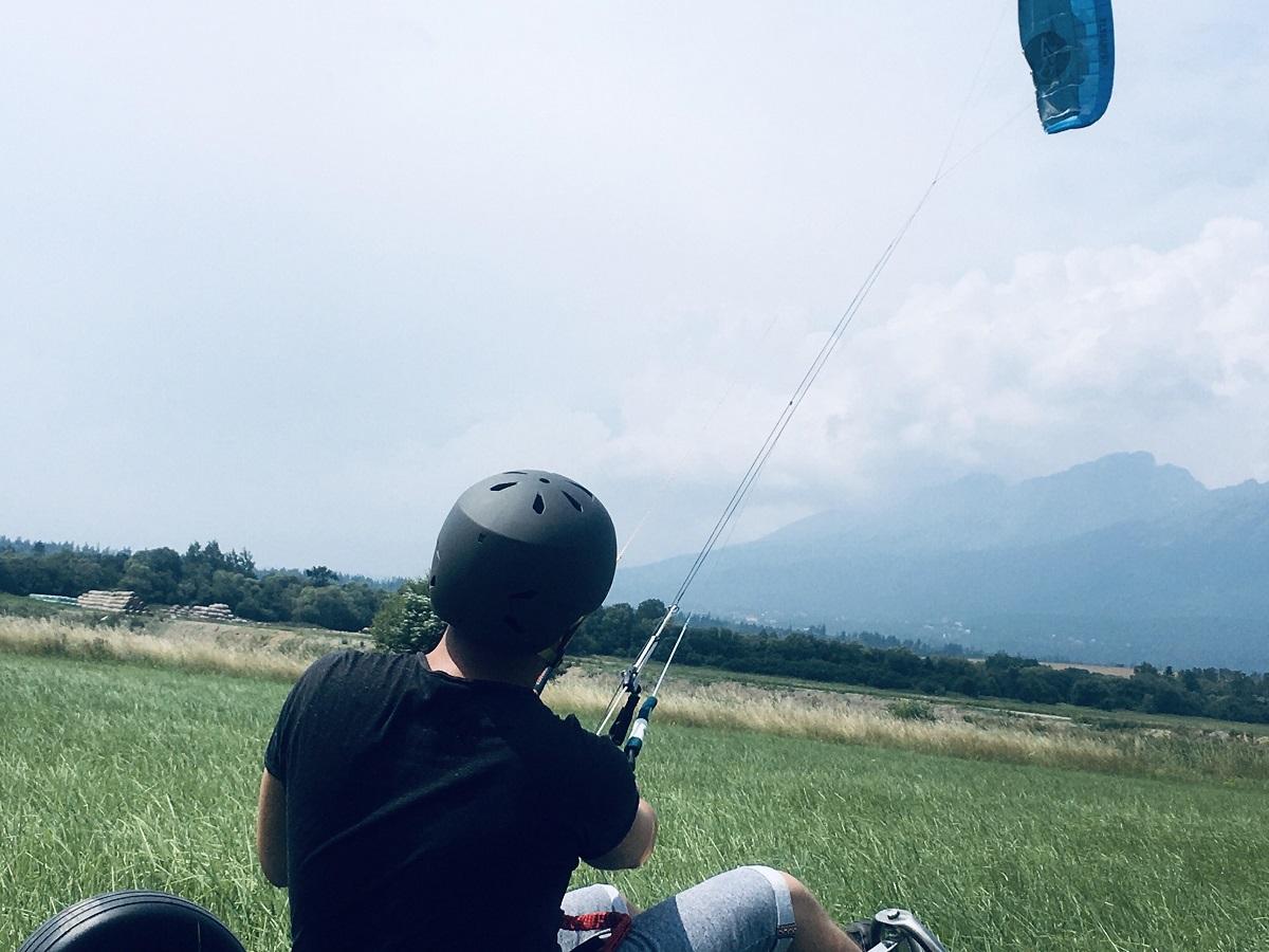 Landkiting kurz